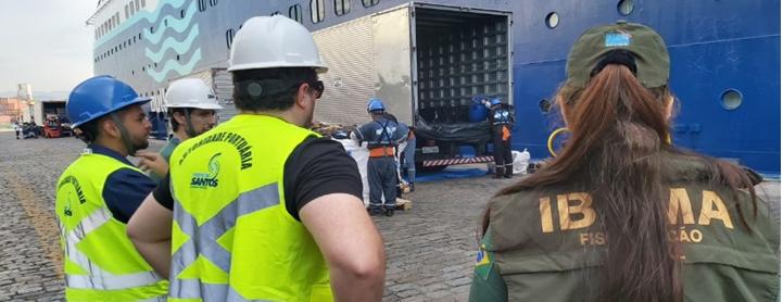 Nova norma de gerenciamento de resíduos de embarcações no Porto Organizado